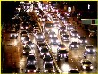 Tráfico durante las protestas multados los antipeaje